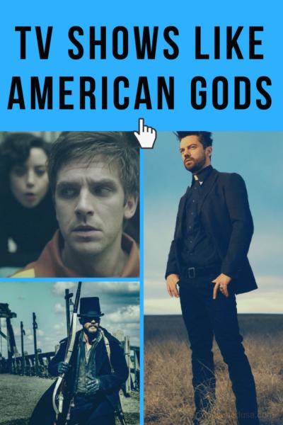 TV Shows Like American Gods