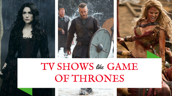 Long list of TV shows like Game of Thrones to binge-watch