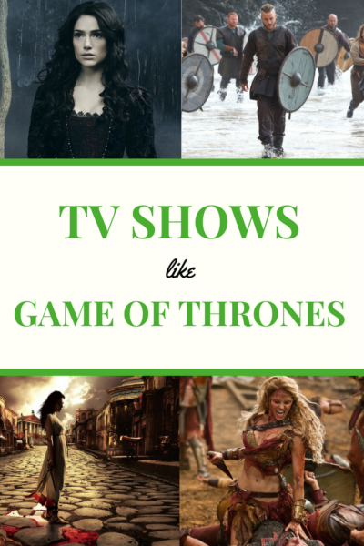 Long list of TV shows like Game of Thrones to binge-watch!