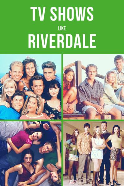 TV Shows Like Riverdale