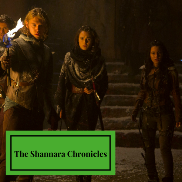 The Shannara Chronicles Like Game of Thrones