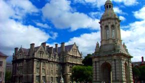 Trinity College in Dublin as Unseen University?