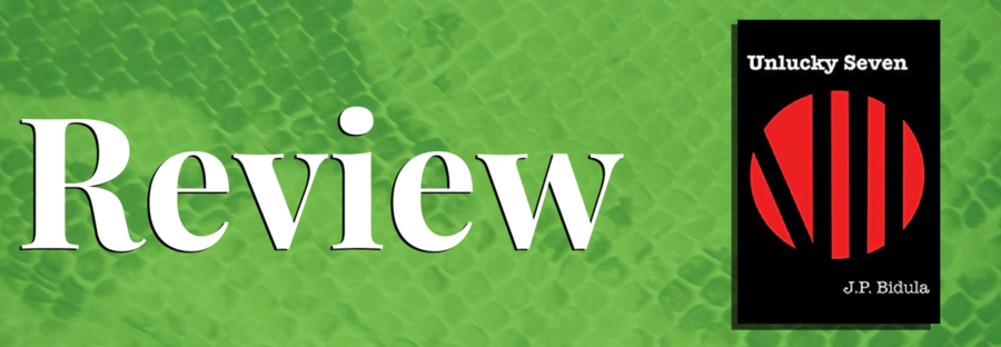 Unlucky Seven Book Review Header