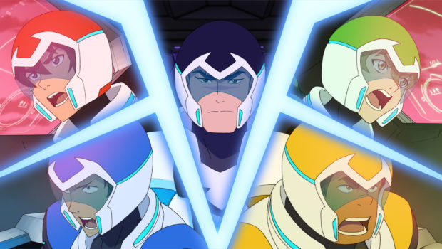 Forming Voltron