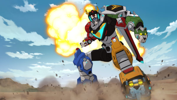 Here's Voltron