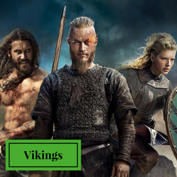Vikings Like Game of Thrones