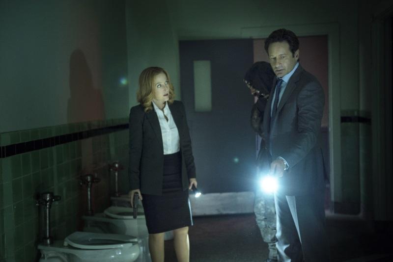 """The X-Files Season 10 """"Home Again"""""""