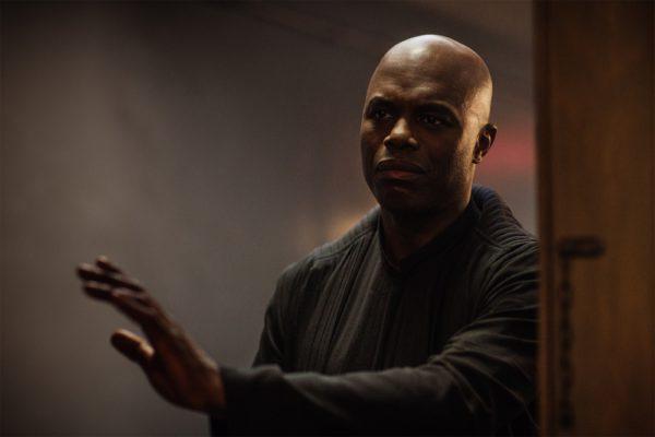 Chris Obi as Anubis