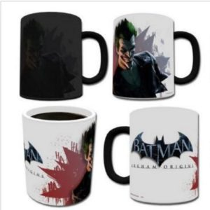 Arkham Joker Heat Changing Mug