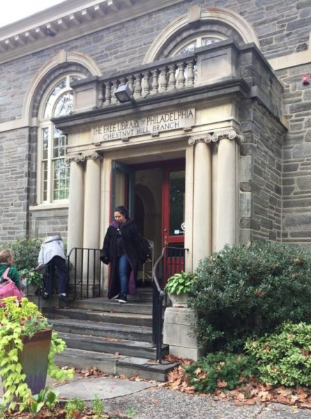 Chestnut Hill Library