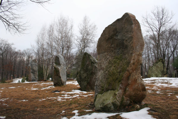 Columcille Megalith Park Standing Stones CR: Michael Cramer