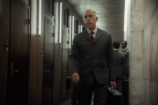 J.K. Simmons as first Howard Silk.