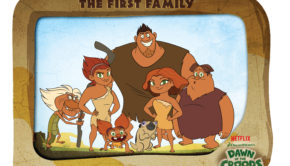 Dawn of the Croods / Netflix