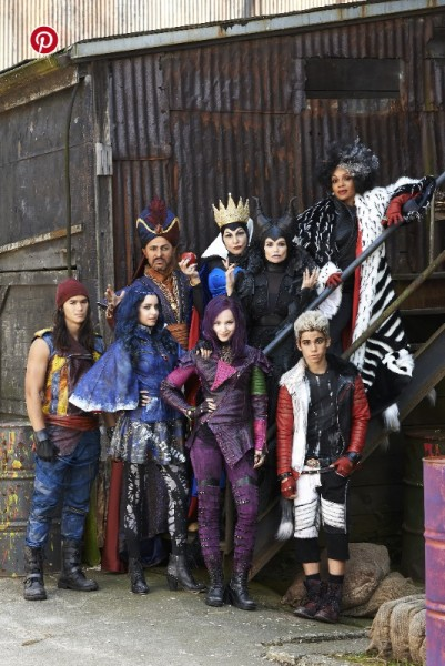 See music videos from the Disney's Descendants soundtrack.