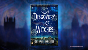 A Discovery of Witches b Deborah Harkness