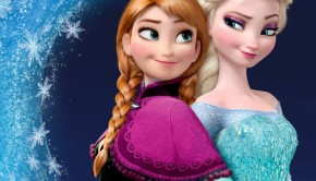 Anna and Elsa / Frozen / Disney Pictures