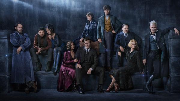 Fantastic Beasts 2 Cast