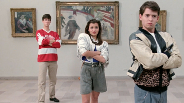 Ferris Bueller's Day Off Cast