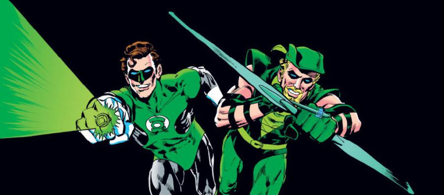Green Lantern and Green Arrow / DC
