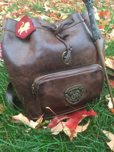 Harry Potter Leather Bag