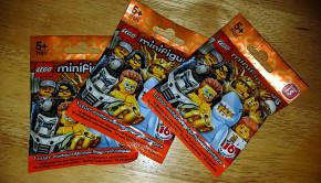 Lego Minifigures Series 15