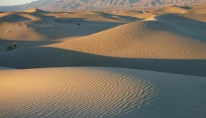 Where to See a Tatooine Sunset / Mesquite Flat Dunes / National Park Service