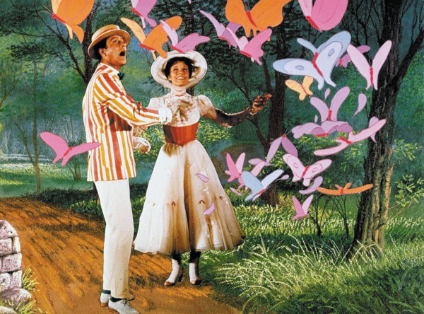 Mary Poppins / The Walt Disney Company. All Rights Reserved.