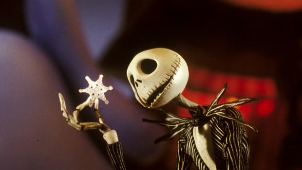 Tim Burton's Nightmare Before Christmas is Top 5 Christmas Movies