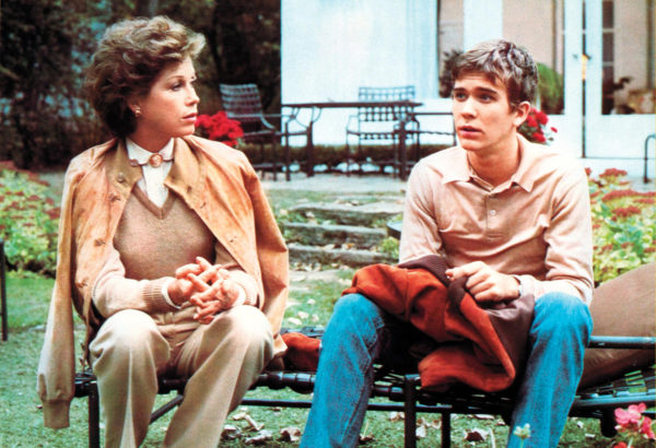 Mary Tyler Moore and Timothy Hutton in Ordinary People