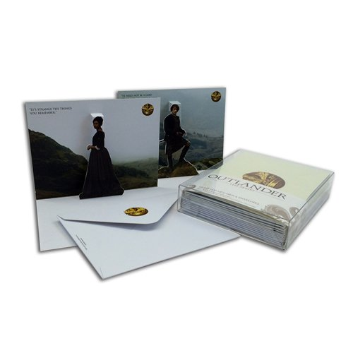 Outlander Pop Up Cards