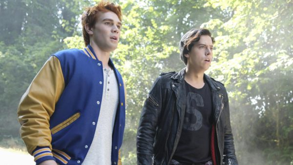 Riverdale's Archie and Jughead