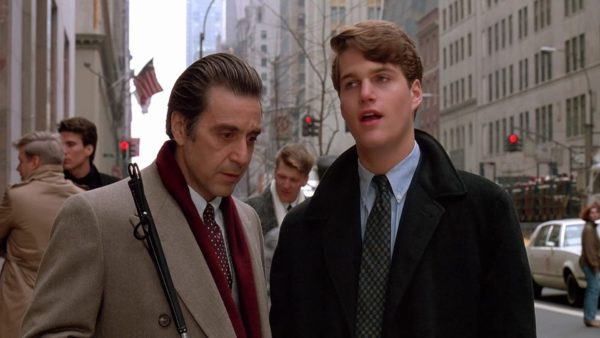 Al Pacino and Chris O'Donnell in Scent of a Woman