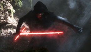 Do Midi-Chlorains play a part in Kylo Ren's power?