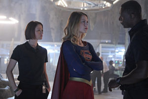 Did you see Perd Hapley on Supergirl?