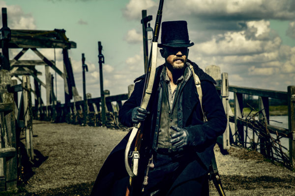 """TABOO -- """"Episode 8"""" (Airs Tuesday, February 28, 10:00 pm/ep) -- Pictured: Tom Hardy as James Keziah Delaney. CR: FX"""