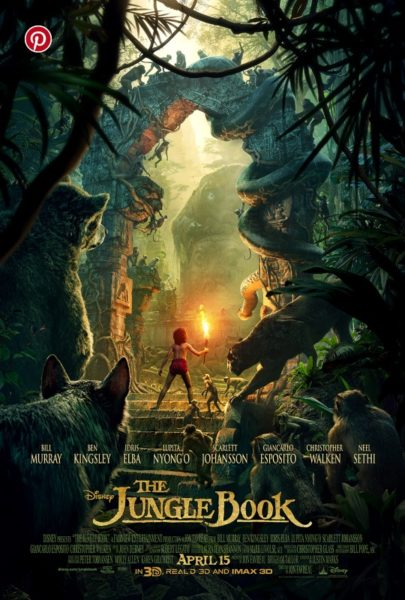 'The Jungle Book' is so lush it deserves to be a remake. Read our review.