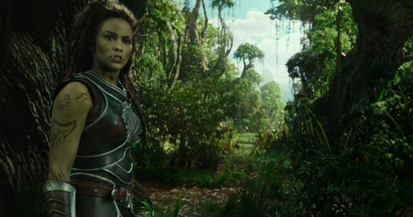 Warcraft Wife