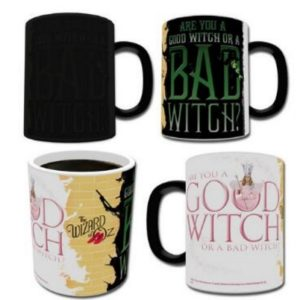 Good Witch Bad Witch Heat Changing Mug