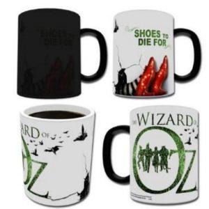 Wizard of Oz Shoes Heat Changing Mug