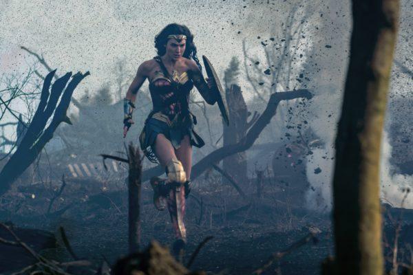 Wonder Woman WWI